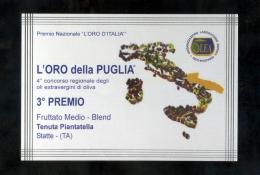 L'Oro della Puglia